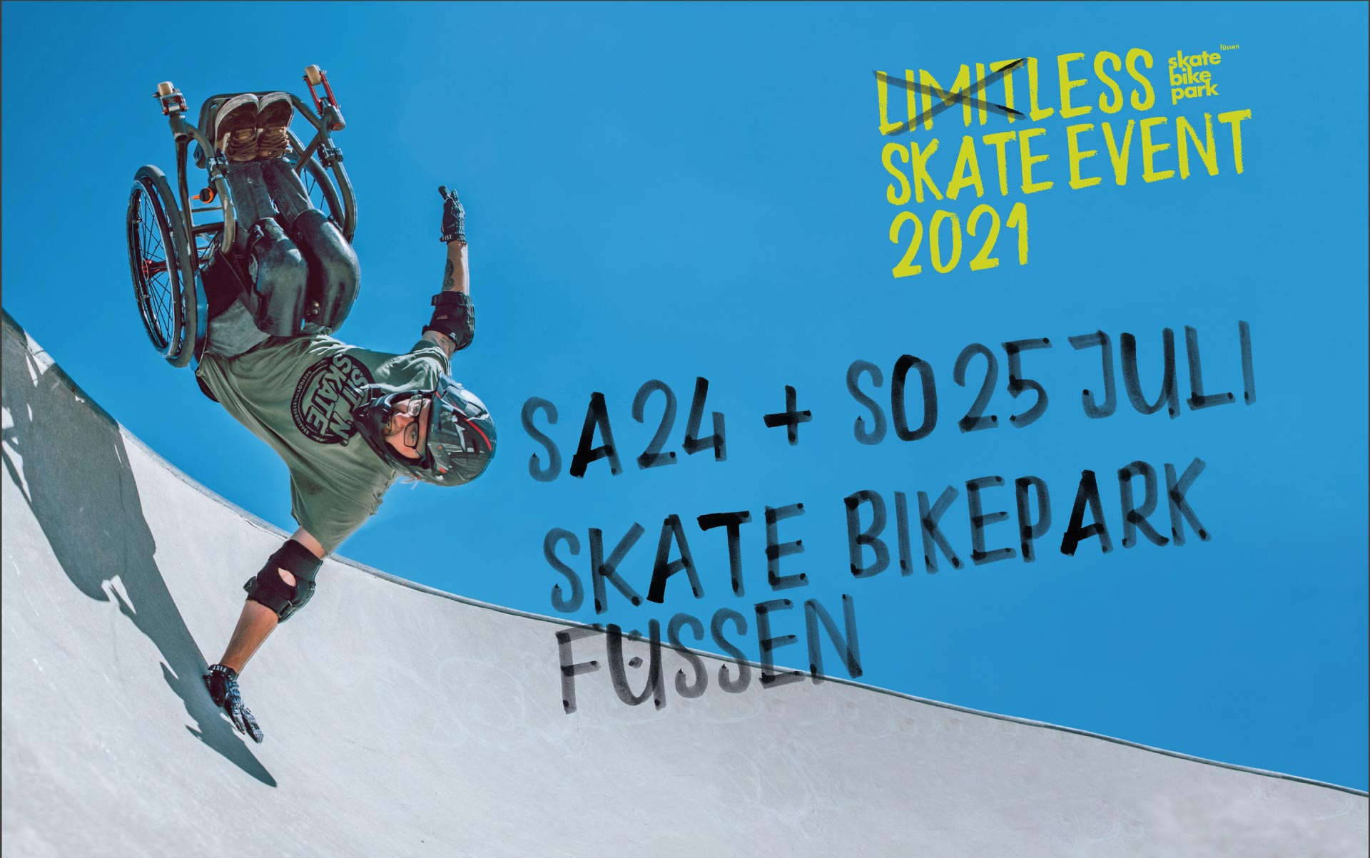 limitless skate event 2021